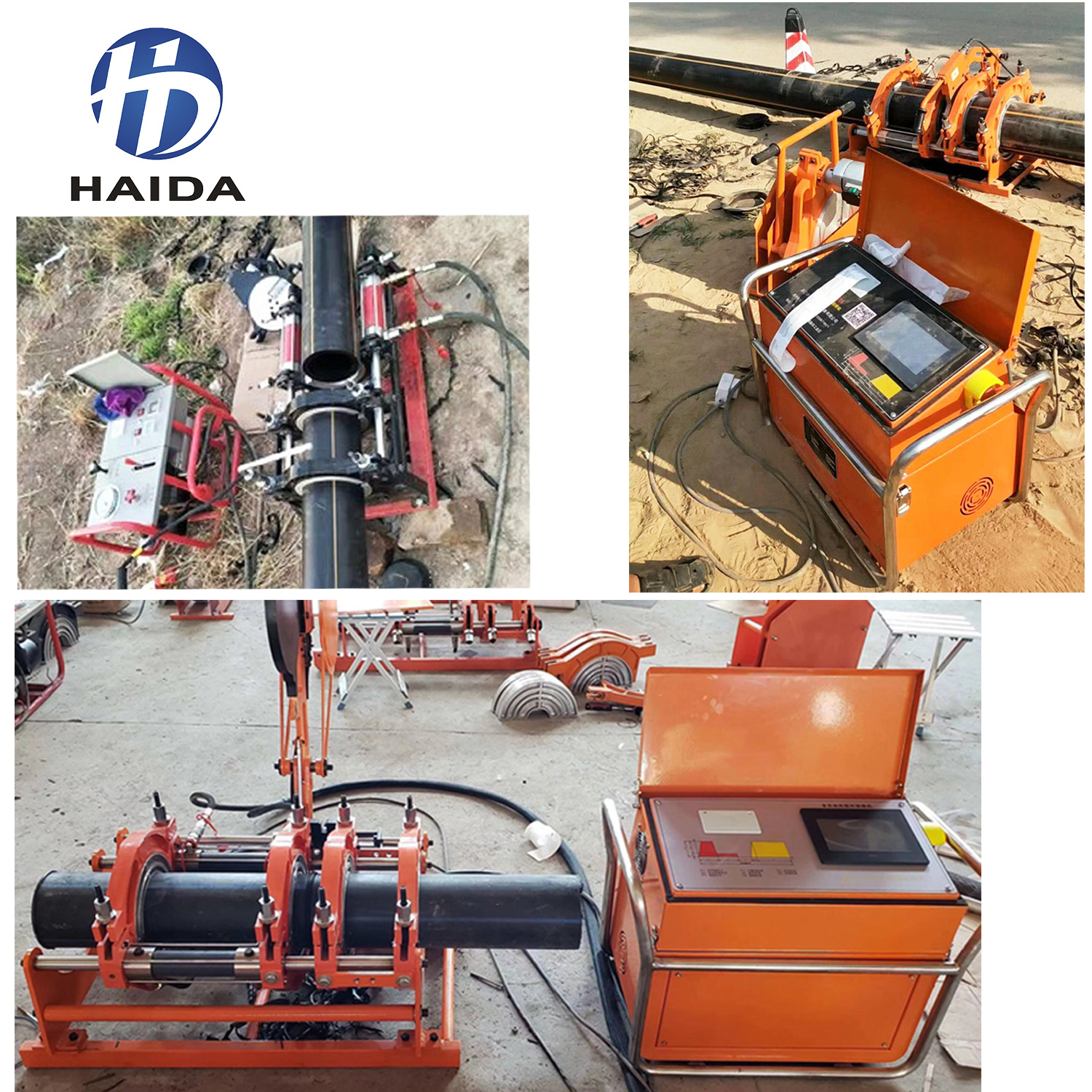 Our company is specialized in Manufacturing & Researching Plastic Pipe Butt Fusion Welding machine