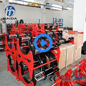 Automatic hydraulic Hdpe Butt Fusion Welding Machine