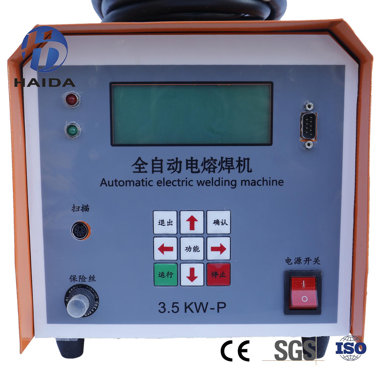 HD-DRHJ315 ELECTRICFUSION WELDING MACHINE