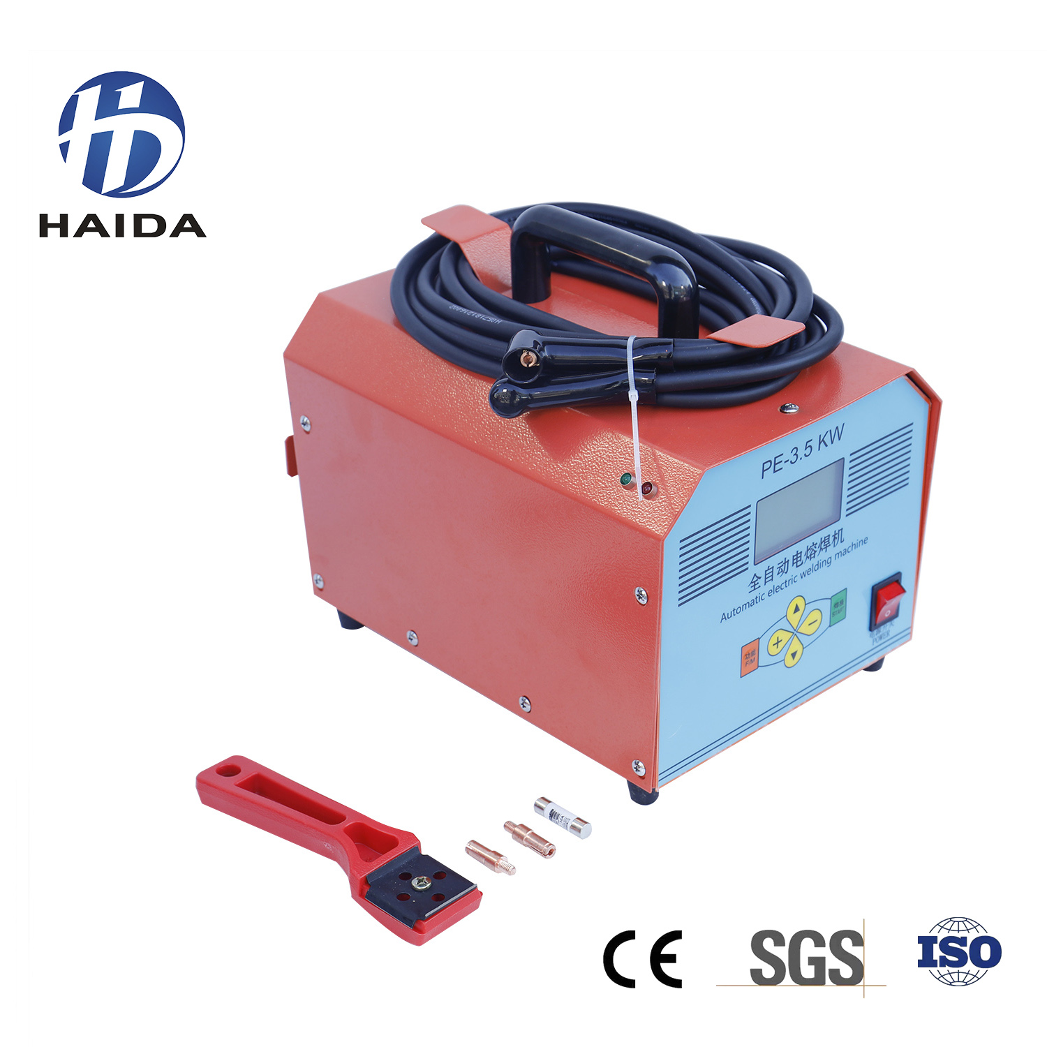 HD-DRHJ315 ELECTRICFUSION WELDING MACHINE