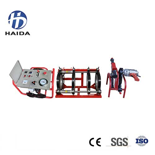 HD-YY400 HYDRAULIC  BUTT FUSION WELDING MACHINE