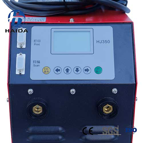 HD-DRHJ 315/630/800 MULTI-ANGLE FITTING WELDING MACHINE