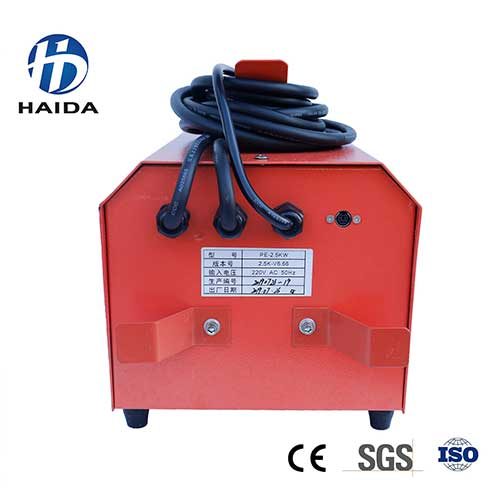 HD-DRHJ500 ELECTRICFUSION WELDING MACHINE