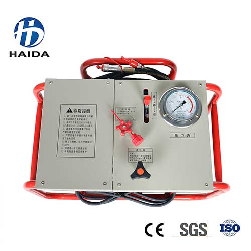 HD-YY1600 HYDRAULIC BUTT FUSION WELDING MACHINE