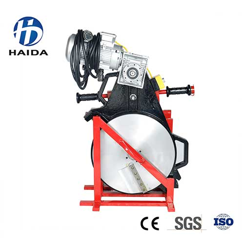 HD-YY1600 HYDRAULIC BUTT FUSION WELDING MACHINE
