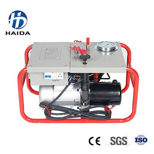 HD-YY1000 HYDRAULIC BUTT FUSION WELDING MACHINE