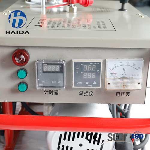 HD-YY800 HYDRAULIC BUTT FUSION WELDING MACHINE