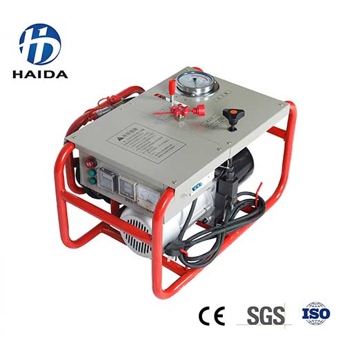 HD-YY500 HYDRAULIC  BUTT FUSION WELDING MACHINE
