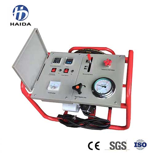 HD-YY315 HYDRAULIC  BUTT FUSION WELDING MACHINE