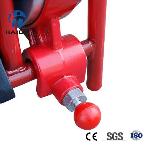 HD-ST200 BUTT FUSION WELDING MACHINE